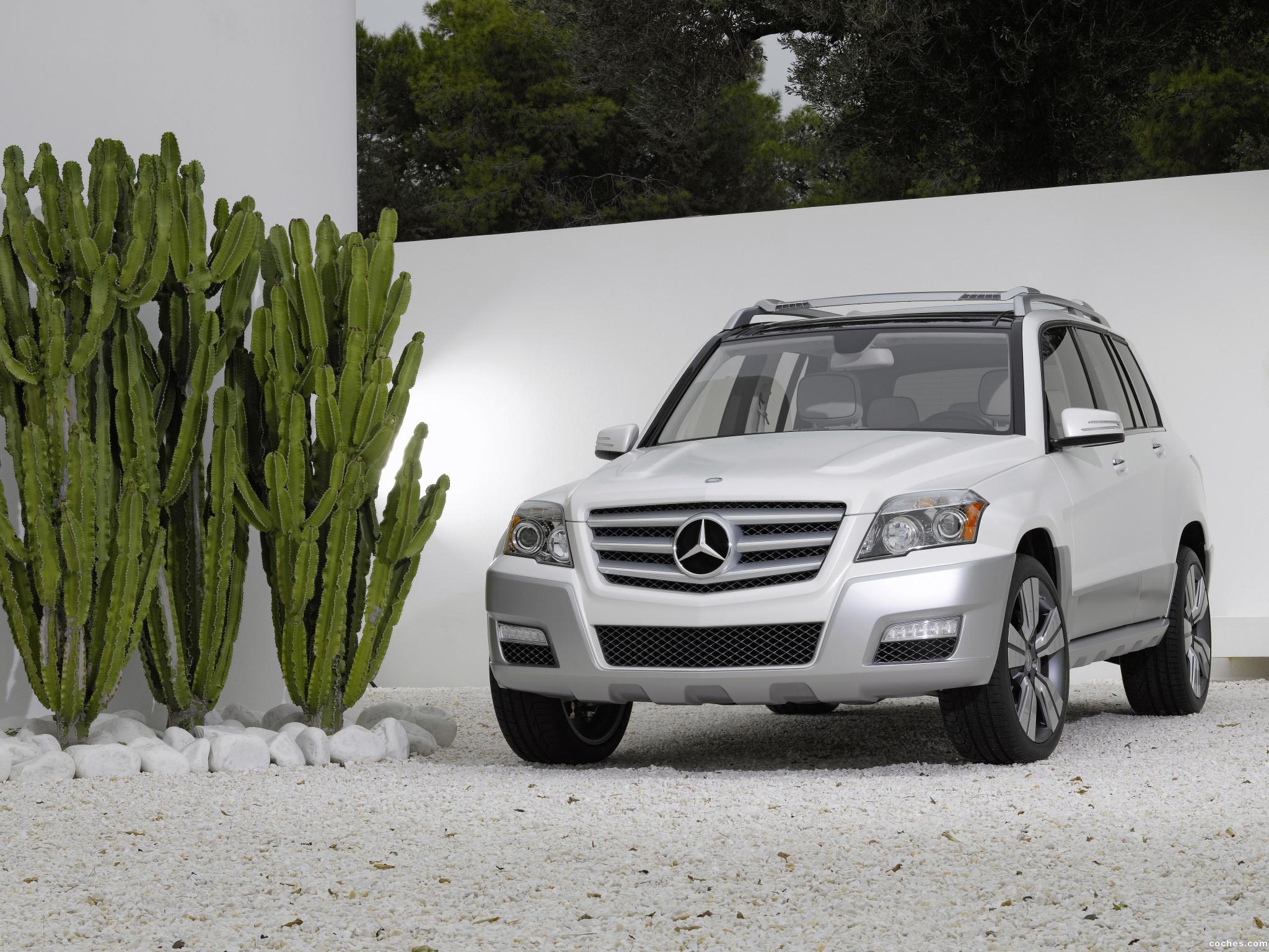 Foto 0 de Mercedes Clase GLK Freeside Concept 2008