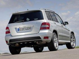 Ver foto 2 de Mercedes Clase GLK 250 CDI 4matic BlueEfficiency 2010