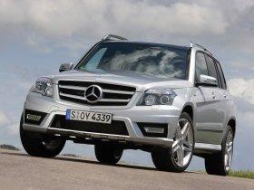 Ver foto 1 de Mercedes Clase GLK 250 CDI 4matic BlueEfficiency 2010