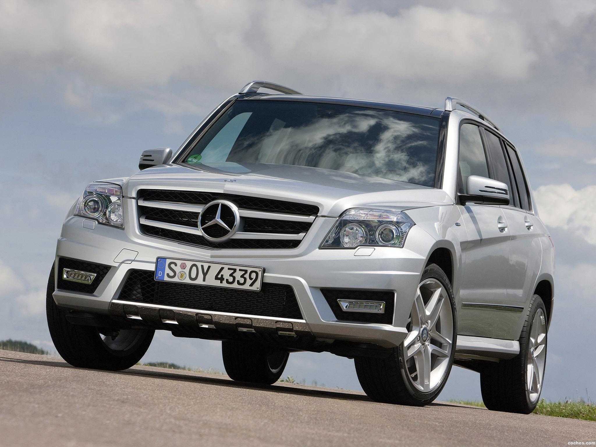 Foto 0 de Mercedes Clase GLK 250 CDI 4matic BlueEfficiency 2010