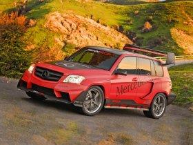 Ver foto 2 de Mercedes Clase GLK GLK350 Pikes Peak by RennTech X20 2008
