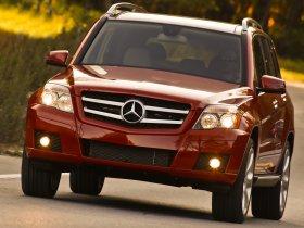 Ver foto 9 de Mercedes Clase GLK 350 USA X204 2008