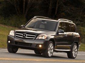 Ver foto 5 de Mercedes Clase GLK 350 USA X204 2008