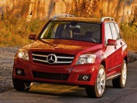 Ver foto 3 de Mercedes Clase GLK 350 USA X204 2008