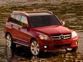 Fotos de Mercedes Clase GLK 350 USA X204 2008