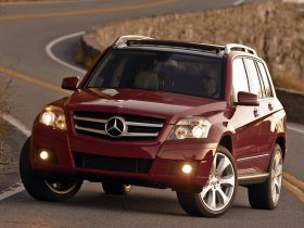 Ver foto 15 de Mercedes Clase GLK 350 USA X204 2008