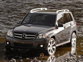 Ver foto 14 de Mercedes Clase GLK 350 USA X204 2008
