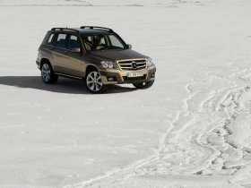 Ver foto 10 de Mercedes Clase GLK Off Road Package 2008