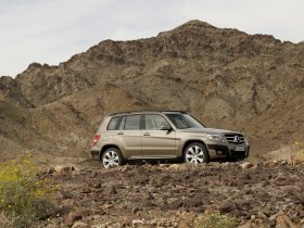 Ver foto 9 de Mercedes Clase GLK Off Road Package 2008