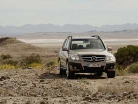 Ver foto 8 de Mercedes Clase GLK Off Road Package 2008