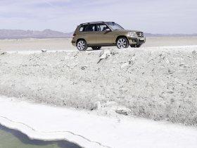Ver foto 6 de Mercedes Clase GLK Off Road Package 2008