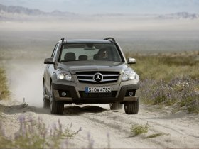 Ver foto 5 de Mercedes Clase GLK Off Road Package 2008