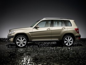 Ver foto 3 de Mercedes Clase GLK Off Road Package 2008