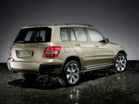 Ver foto 2 de Mercedes Clase GLK Off Road Package 2008