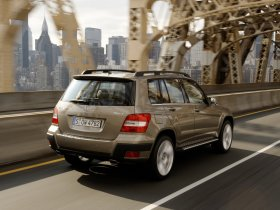 Ver foto 17 de Mercedes Clase GLK Off Road Package 2008