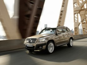Ver foto 16 de Mercedes Clase GLK Off Road Package 2008