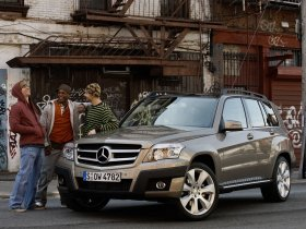 Ver foto 14 de Mercedes Clase GLK Off Road Package 2008