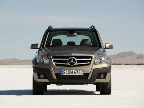 Ver foto 11 de Mercedes Clase GLK Off Road Package 2008