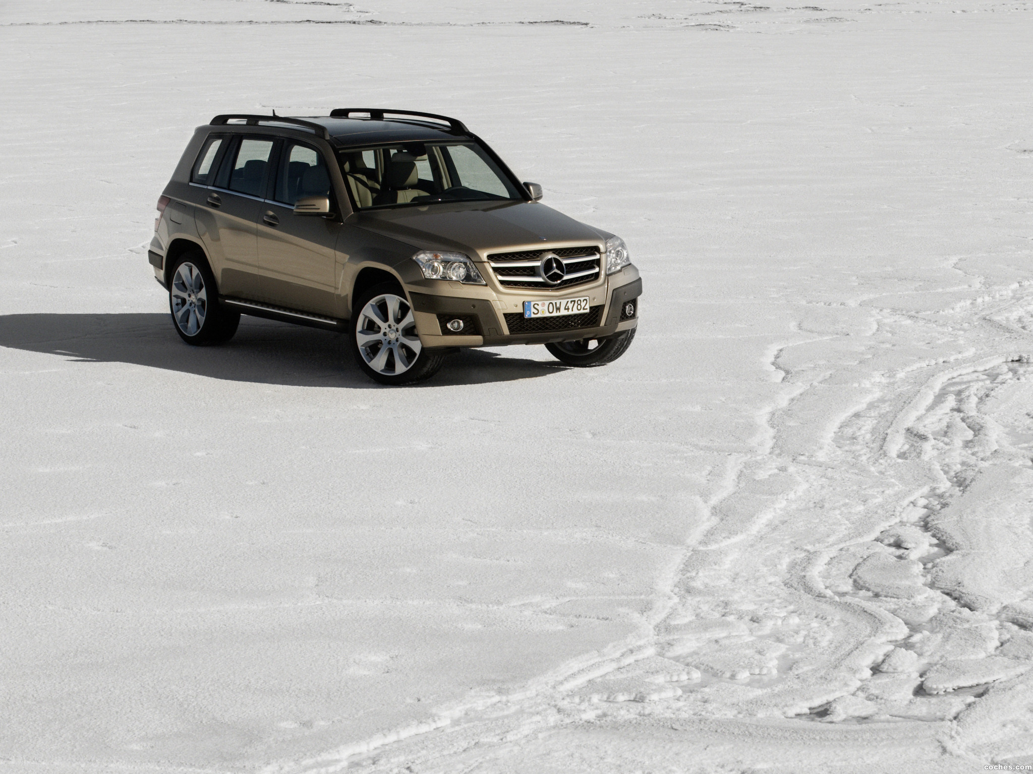 Foto 9 de Mercedes Clase GLK Off Road Package 2008