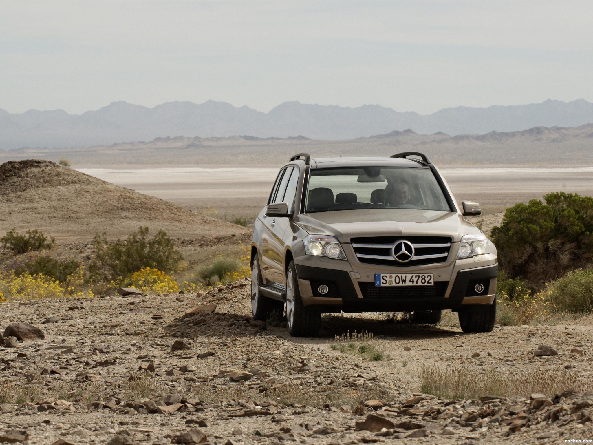 Foto 7 de Mercedes Clase GLK Off Road Package 2008