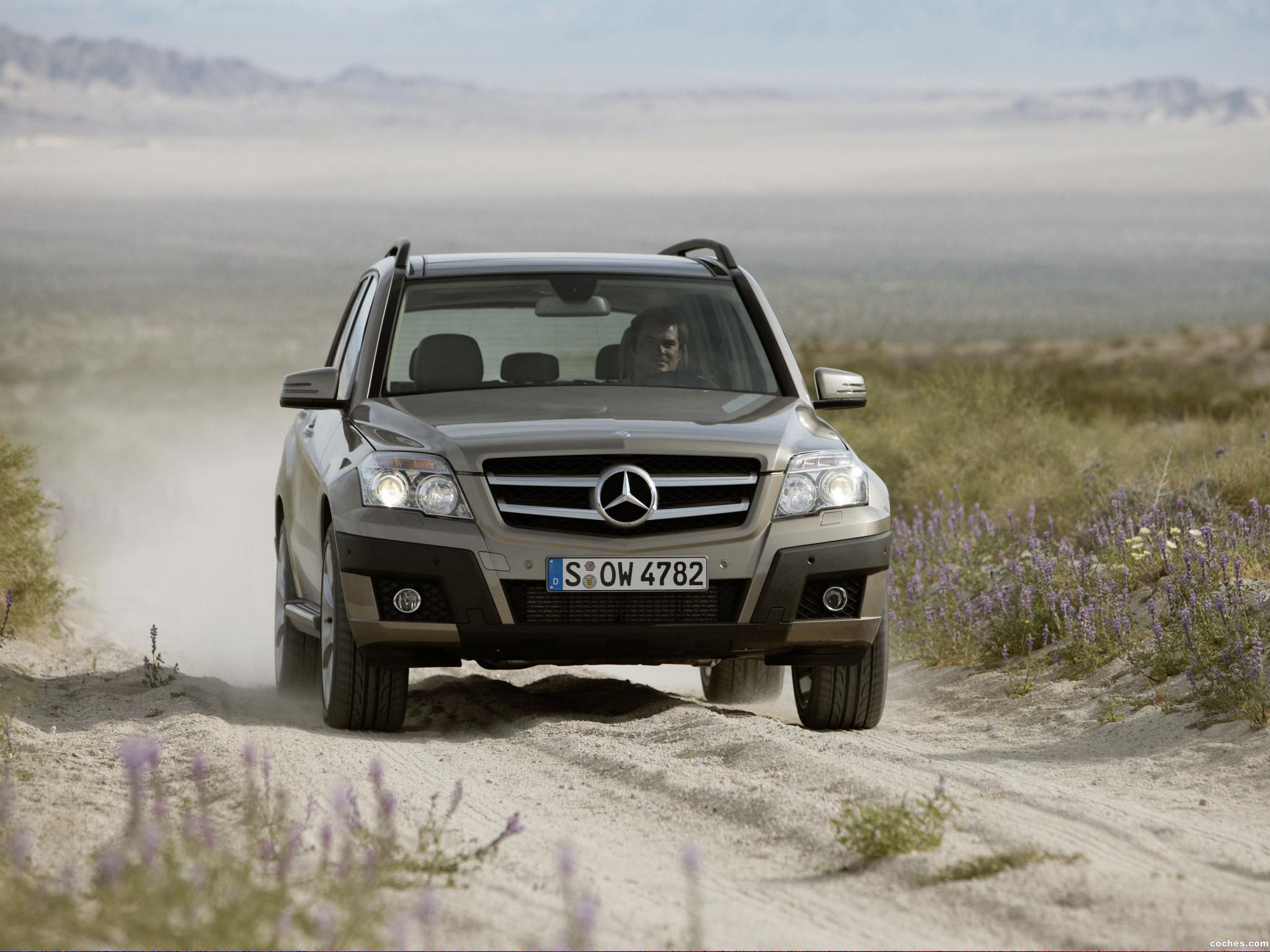 Foto 4 de Mercedes Clase GLK Off Road Package 2008