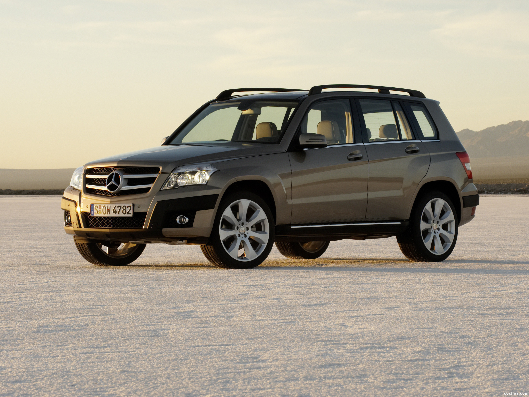 Foto 0 de Mercedes Clase GLK Off Road Package 2008