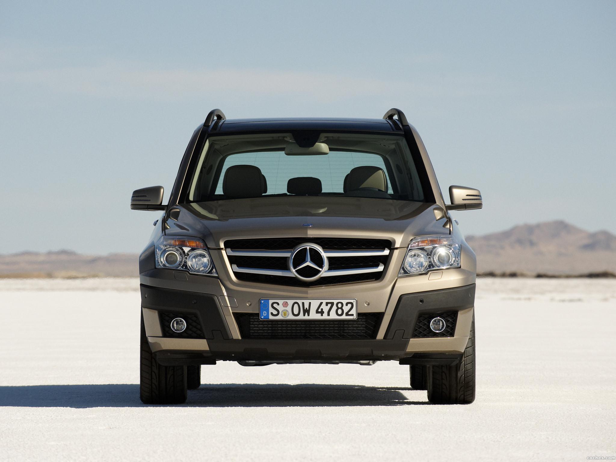 Foto 10 de Mercedes Clase GLK Off Road Package 2008