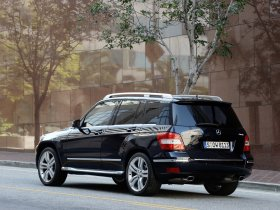 Ver foto 8 de Mercedes Clase GLK Sports Package 2008