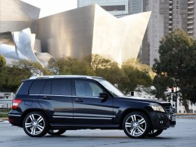 Ver foto 7 de Mercedes Clase GLK Sports Package 2008