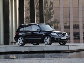 Ver foto 6 de Mercedes Clase GLK Sports Package 2008
