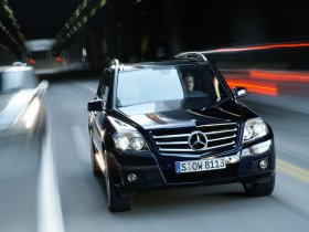 Ver foto 5 de Mercedes Clase GLK Sports Package 2008