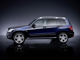Ver foto 3 de Mercedes Clase GLK Sports Package 2008