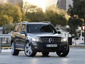Fotos de Mercedes Clase GLK Sports Package 2008