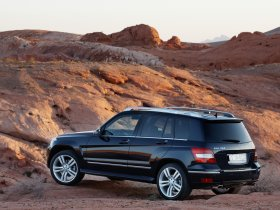 Ver foto 16 de Mercedes Clase GLK Sports Package 2008