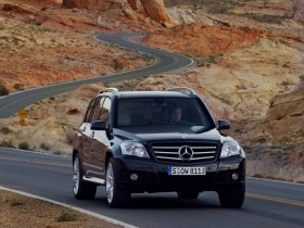 Ver foto 14 de Mercedes Clase GLK Sports Package 2008