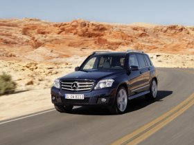 Ver foto 13 de Mercedes Clase GLK Sports Package 2008