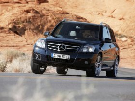 Ver foto 11 de Mercedes Clase GLK Sports Package 2008