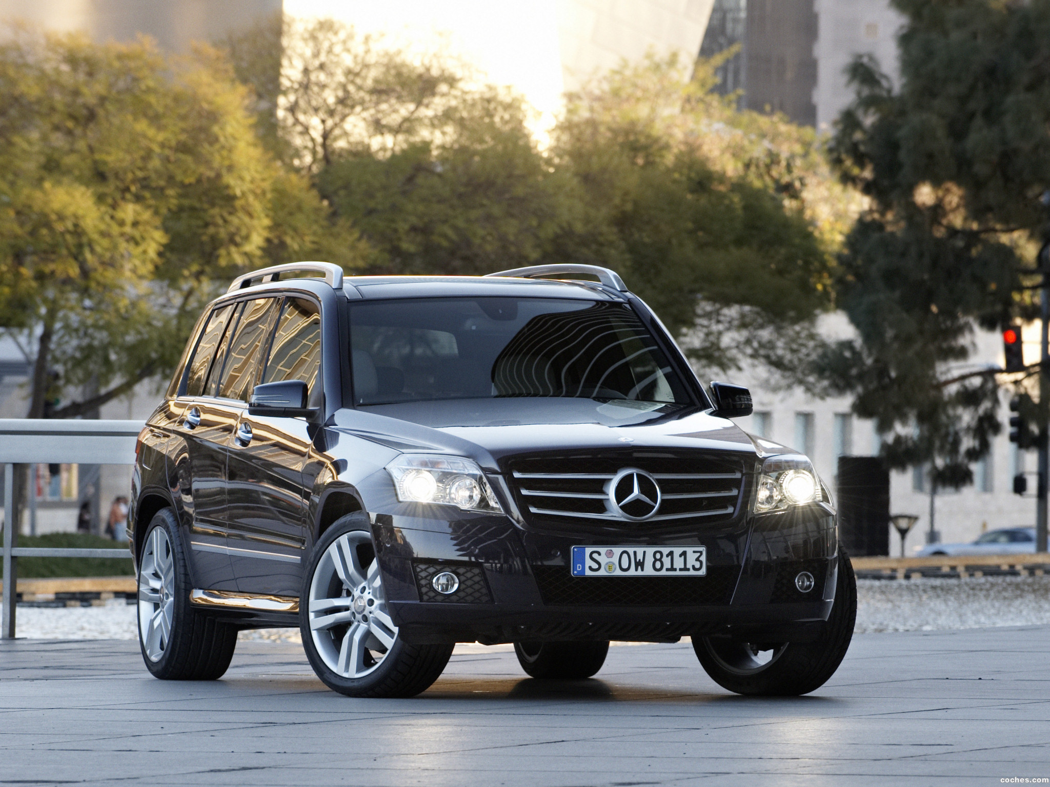 Foto 0 de Mercedes Clase GLK Sports Package 2008