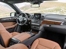 Ver foto 19 de Mercedes GLS 350 D 4MATIC X166 2015