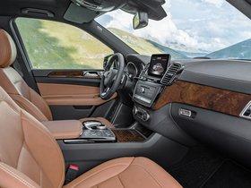 Ver foto 18 de Mercedes GLS 350 D 4MATIC X166 2015