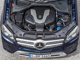 Ver foto 16 de Mercedes GLS 350 D 4MATIC X166 2015