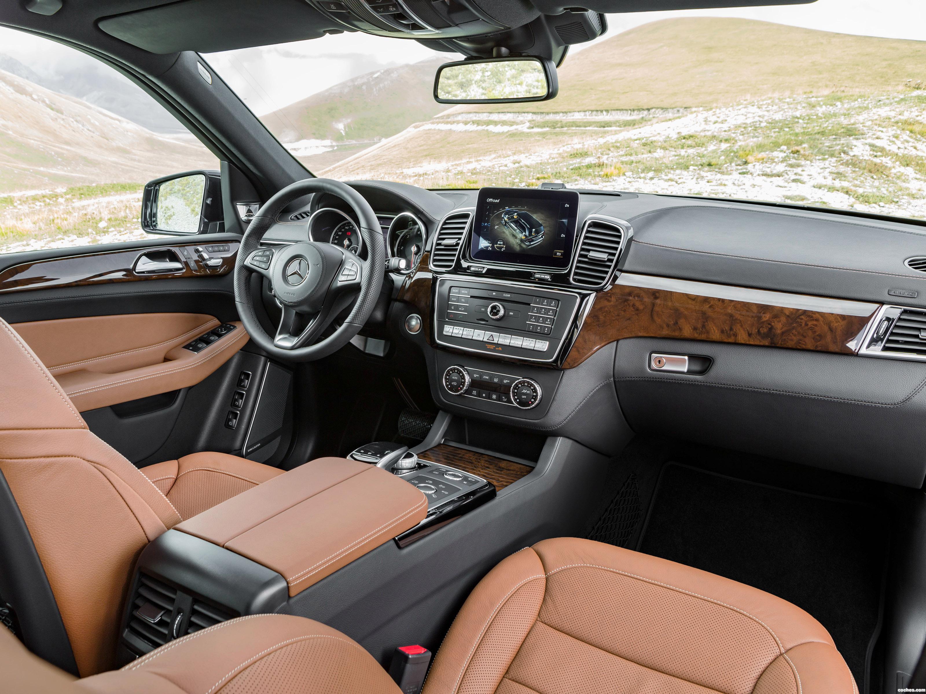 Foto 18 de Mercedes GLS 350 D 4MATIC X166 2015