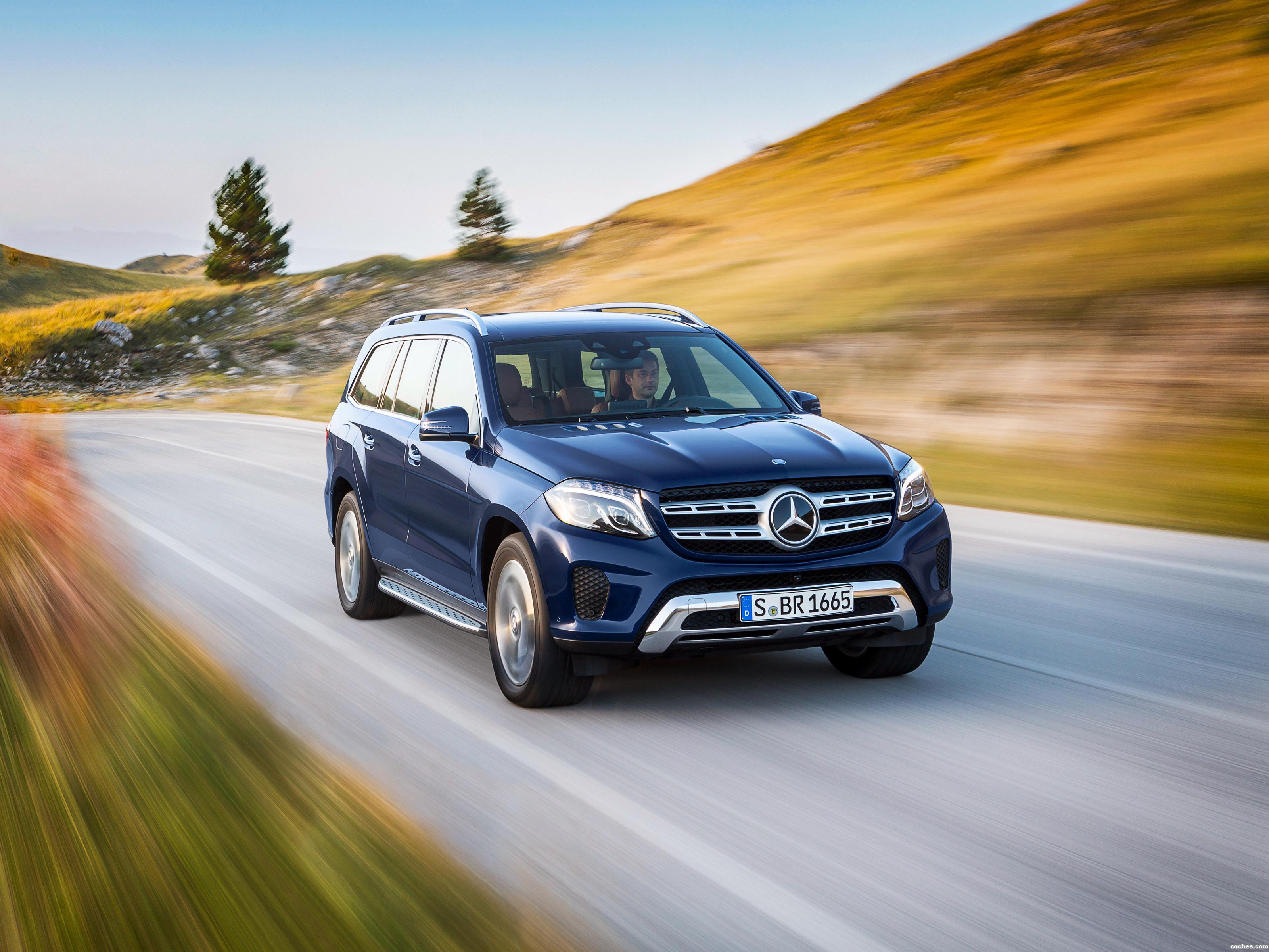 Foto 0 de Mercedes GLS 350 D 4MATIC X166 2015