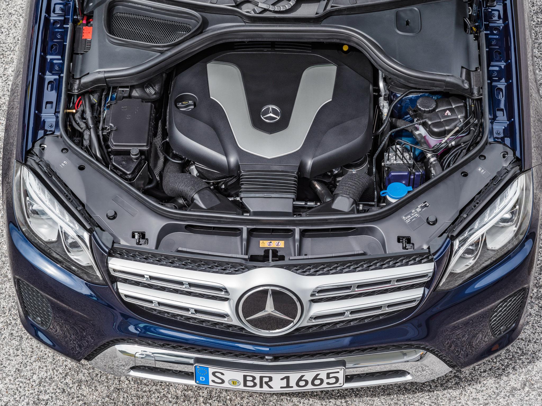 Foto 15 de Mercedes GLS 350 D 4MATIC X166 2015