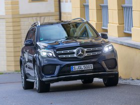 Ver foto 14 de Mercedes Clase GLS 400 4MATIC AMG Line X166 2015