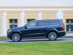 Ver foto 13 de Mercedes Clase GLS 400 4MATIC AMG Line X166 2015