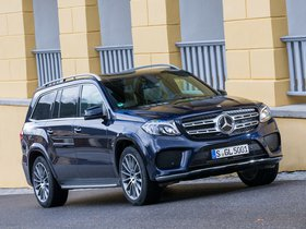 Ver foto 11 de Mercedes Clase GLS 400 4MATIC AMG Line X166 2015