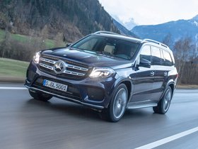 Ver foto 10 de Mercedes Clase GLS 400 4MATIC AMG Line X166 2015