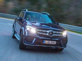 Ver foto 9 de Mercedes Clase GLS 400 4MATIC AMG Line X166 2015