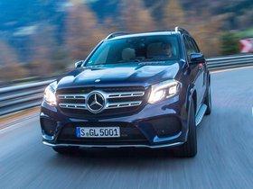 Ver foto 8 de Mercedes Clase GLS 400 4MATIC AMG Line X166 2015